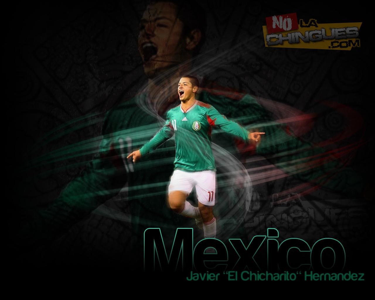 HOME OF SPORTS: Chicharito Hernandez