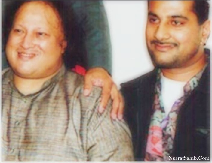 Nusrat Fateh Ali Khan and Bally Sagoo | NusratSahib.Com