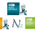 Licencias Eset nod32, Smart Security, Mobile Security Keys