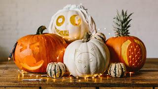 мастер-класс на хэллоуин в киеве
