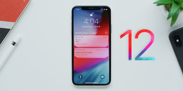 iOS 12 Diluncurkan hari Ini