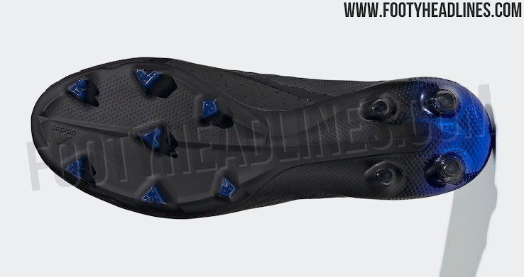 d831a11d701e 11 New Pictures: Black & Blue Adidas X 18+ 'Archetic Pack' 2019 ...