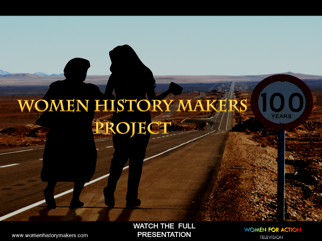 Watch The Women History Makers Project Online Women For