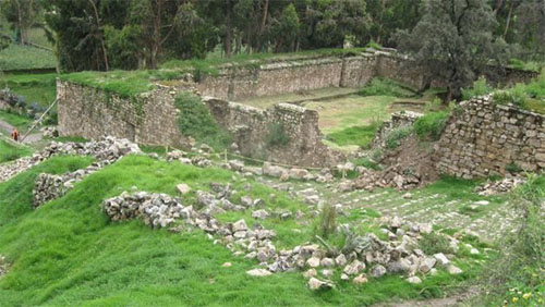 Santuario de Wari Willka o Warivilca