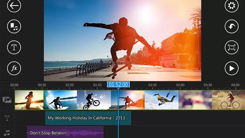 Top 4 Special Effects Video FX Application for Android - Technology