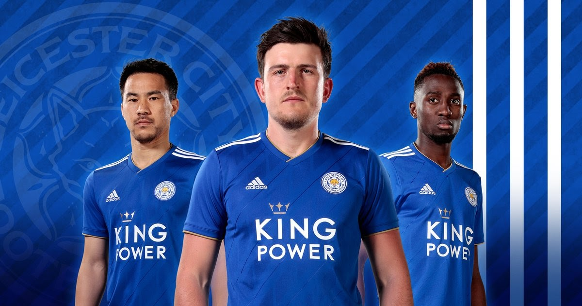 d73f565fc No More Puma - Adidas Leicester City 18-19 Home Kit Revealed - Footy ...