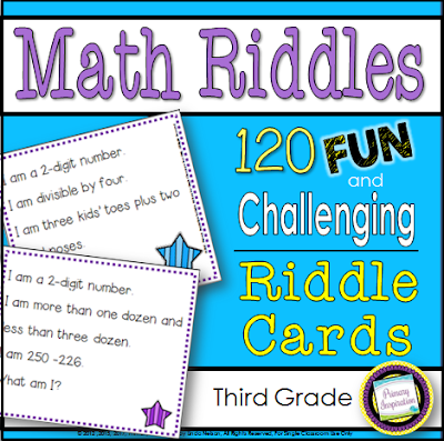 Common Core CCSS L2.1, L2.2, L 3.1, L3.2 2nd, 3rd Grade ... |Riddles For Second Graders