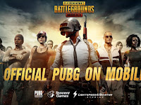 PUBG Mobile Apk Mod v0.6.0 Terbaru 2018 + Data for Android