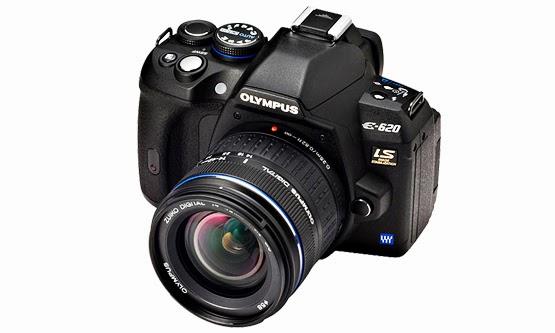 Harga dan Spesifikasi Kamera Olympus E-620 Terbaru 2016