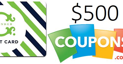C wonder coupon code