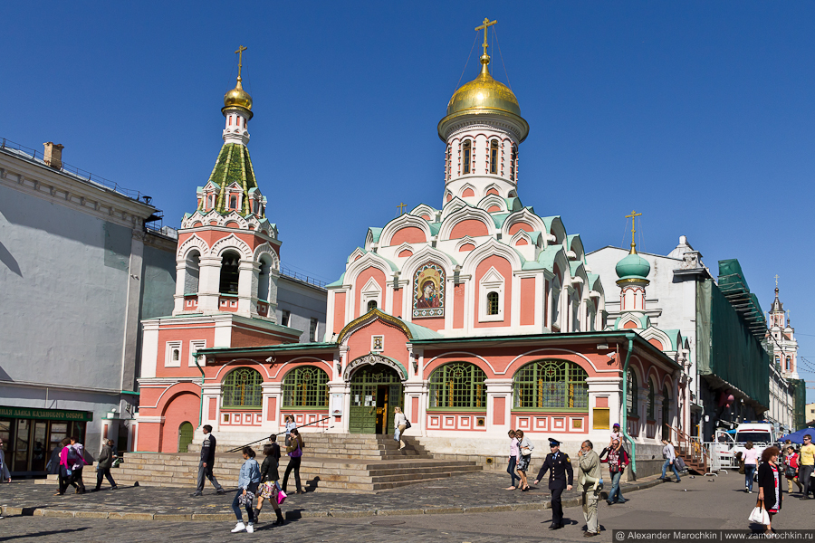 Казанский собор | The Kazan Cathedral