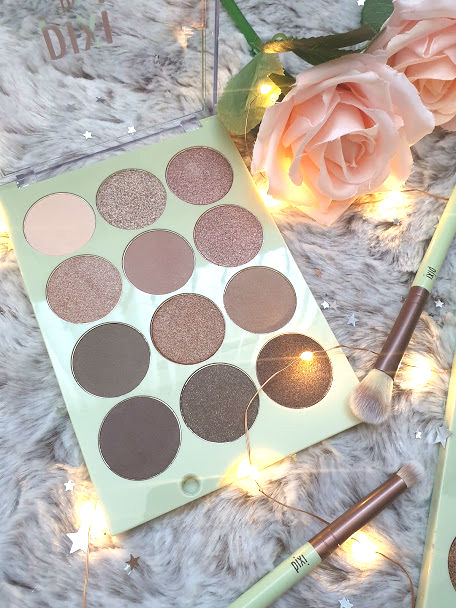 pixi natural beauty palette