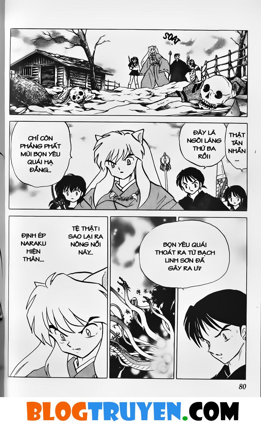 Inuyasha vol 29.5 trang 5