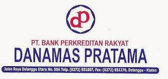 PT BPR Danamas Pratama Klaten