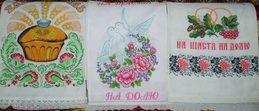 Ще з раннього дитинства їй подобалося вишивати і a9063e9782ee1