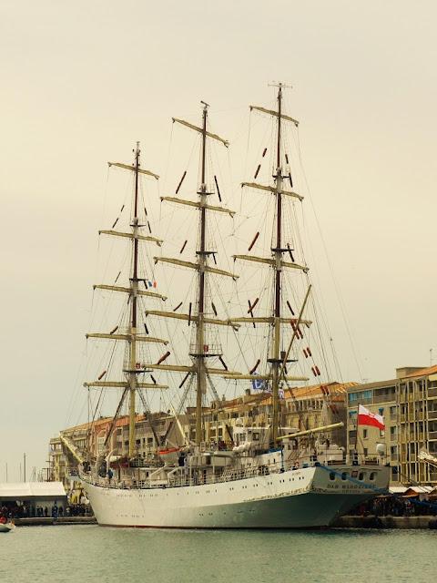 Escale à Sète tradizioni marittime montpellier francia