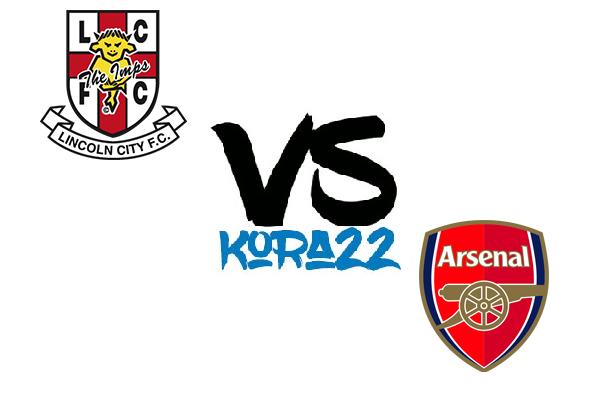 مشاهدة مباراة ارسنال ولينكولن سيتي بث مباشر في كأس الإتحاد الإنجليزي يوم 11-3-2017 مباريات اليوم arsenal fc vs lincoln city fc