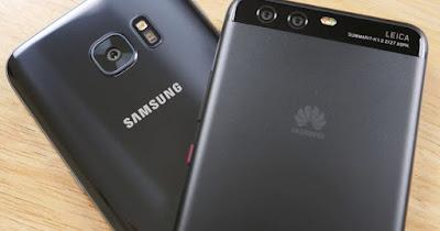 ثيم Galaxy S9 مع واجهة UX 9.0 لهواتف هواوي