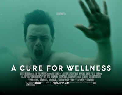 A Cure for Wellness Banner Poster