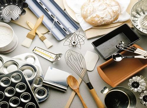 Bánh của những người thợ làm bánh lành nghề.