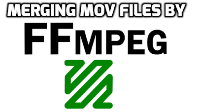 David Tsang's Blog: Fastest way to merge MOV files by using ffmpeg
