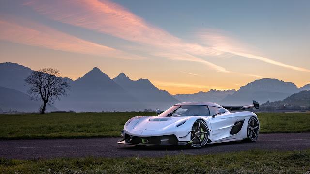 auto, supercar, natura, automobile sport,