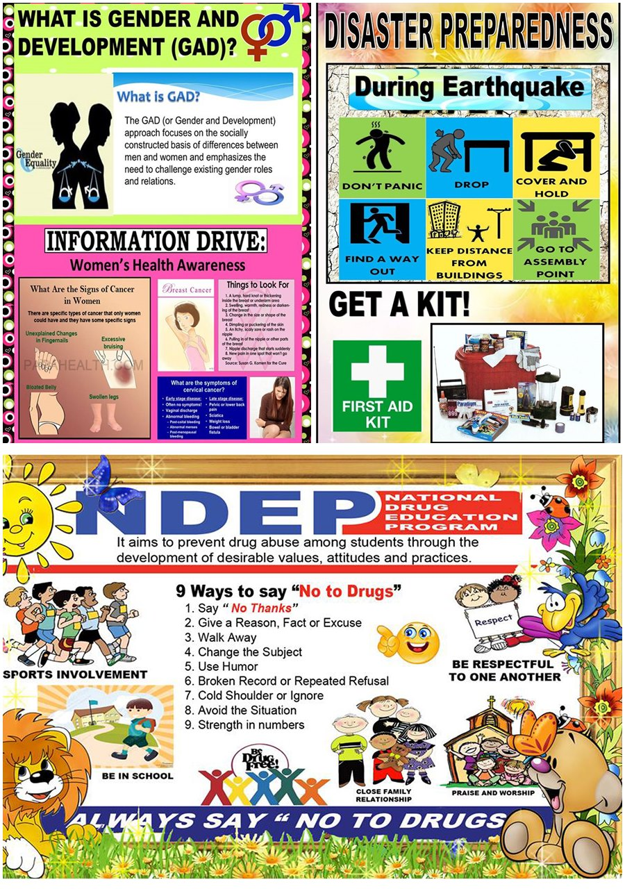 High quality posters for gad drrm and ndep corner deped tambayan ph high quality posters for gad drrm and ndep corner altavistaventures