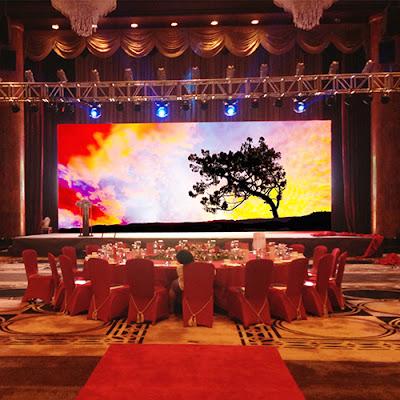 Cung cấp lắp đặt màn hình led p5 indoor giá rẻ tại Hậu Giang