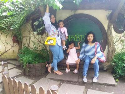 Liburan ke Lembang dengan Traveloka