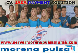 Morena Pulsa Server Pulsa Murah