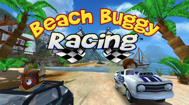 Beach Buggy Racing v1.2.13 Mod Apk Terbaru