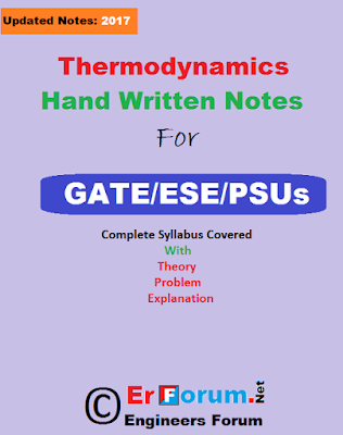 thermodynamics-notes-gate-ese-psu
