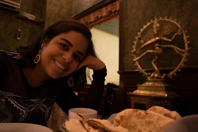 restaurante indiano majestic santiago