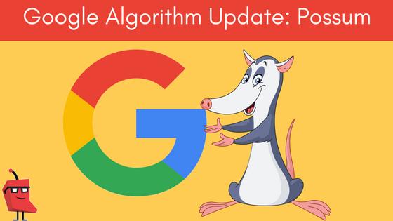 update algoritma possum google untuk pencarian lokal