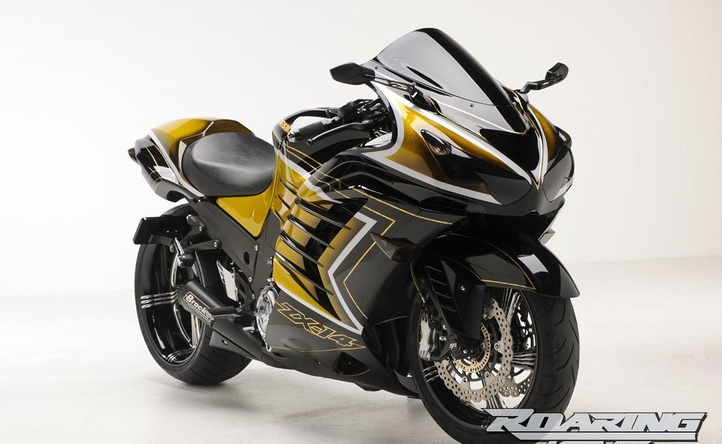 2017 Kawasaki Z125 Pro >> Racing Cafè: Kawasaki ZX-14 (ZZR 1400) 2012 by Roaring Toyz