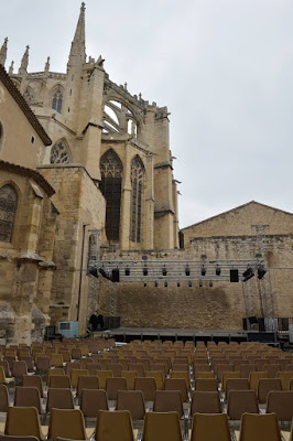 La prestigieuse Cour de la Madeleine dédiée au théâtre