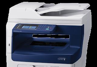 تعريف طابعة Xerox WorkCentre 3615/DN