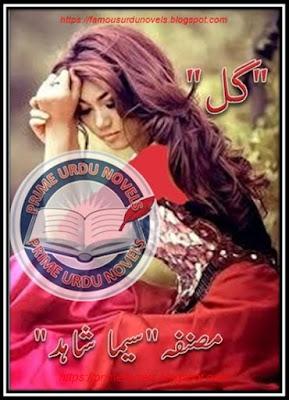 Free downlaod Gull novel by Seema Shahid Last Part pdf