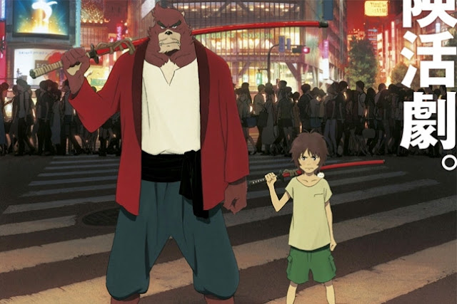 Sutradara Film Anime Laris Boy and the Beast Garap Film Baru