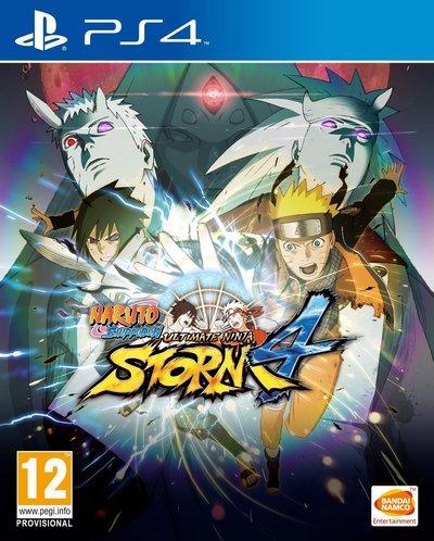 m7eywk - Naruto Shippuden: Ultimate Ninja Storm 4 PS4 4.55 PKG