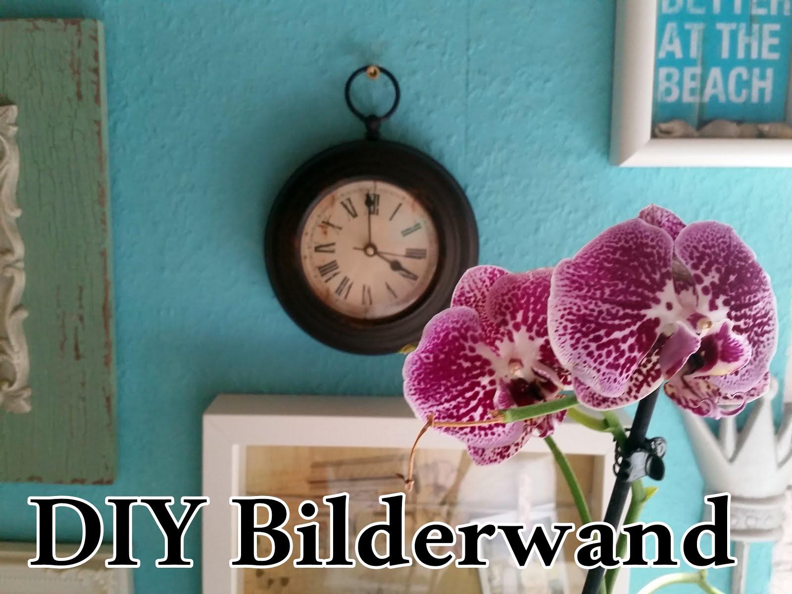Buchlabyrinth: [DIY] Eine Fotowand wie bei Tumblr oder Pinterest in ...