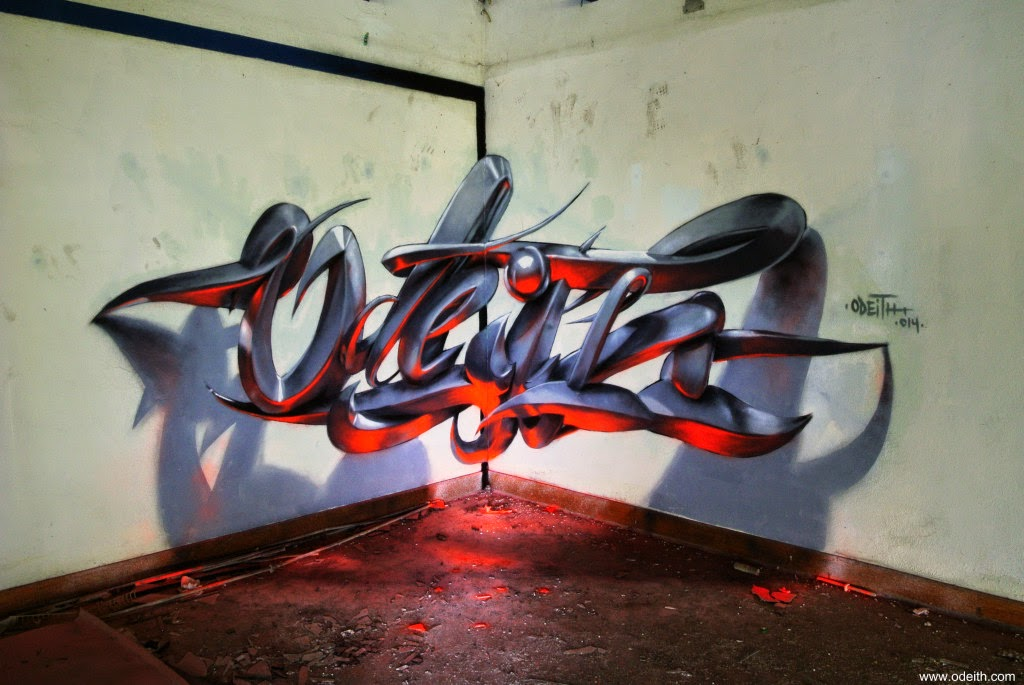 15-Orange-Floor-Light-Odeith-3D-Anamorphic-Graffiti-Drawings-www-designstack-co