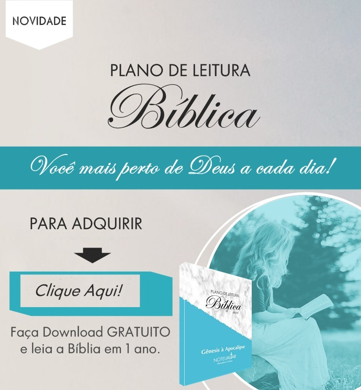 Plano de leitura biblica anual personalizada No Teu Altar