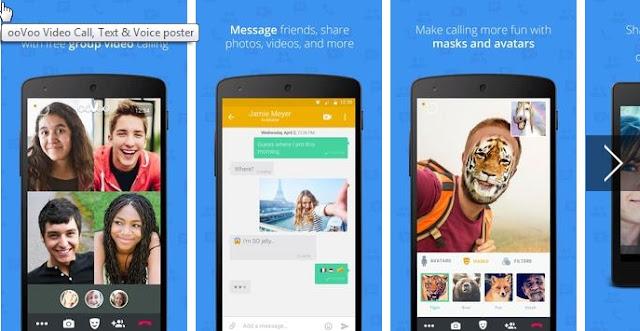 تحميل تطبيق ooVoo Video Call, Text & Voice APK للاندرويد مجانا برابط مباشر