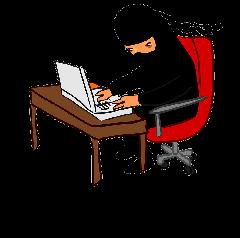 Anak Soleh Blogger: Keyboard Ninja