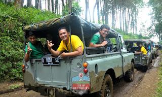 Fun Offroad di Sukawana Lembang Bandung Seru Banget