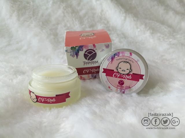 Tasneem Naturel Balm