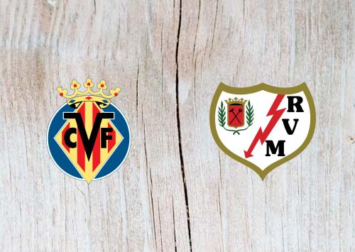 Villarreal vs Rayo Vallecano - Highlights 17 March 2019