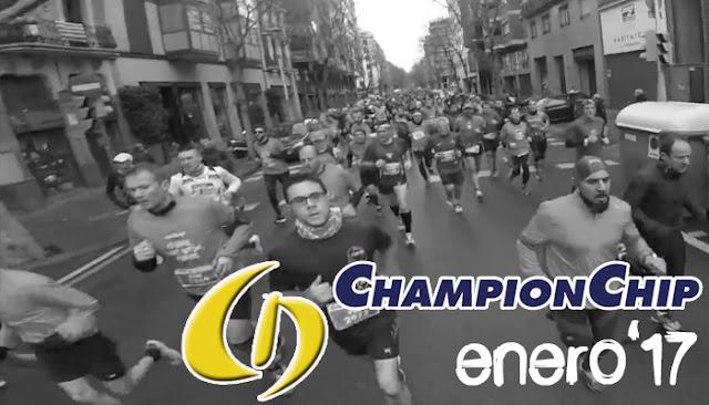 Lliga Championchip - Enero 2017