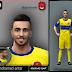 وجه لاعب الزمالك الجديد محمد عنتر لـ PES6